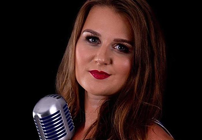 Megan Lee, singer at Oddfellows