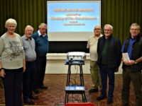 Crewe Movie Makers event in Wistaston raises £181 for Memorial Hall