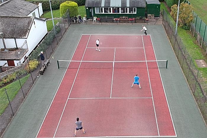 Wistaston Tennis finals