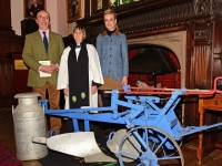 Reaseheath in Nantwich stages new farming 'Plough Sunday' event