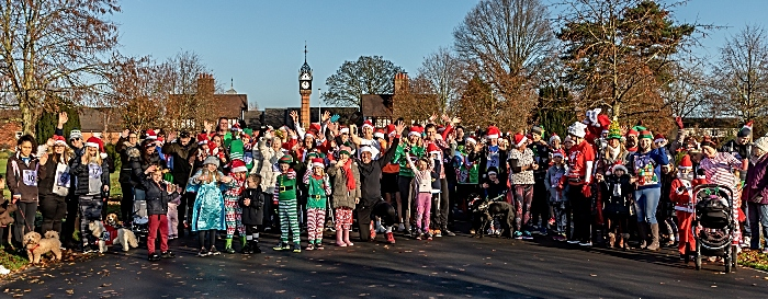 Merry Mile baby appeal for Leighton Hospital
