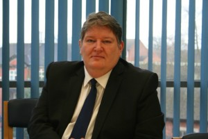 Michael Jones, Cheshire East Council Leader, launches fairerpower scheme