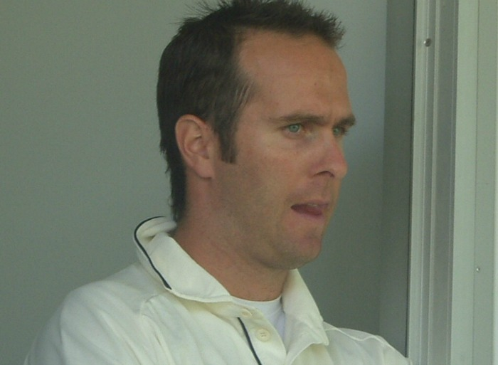 Michael Vaughan, pic under creative commons licence by PaddyBriggs