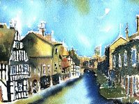 """Dreams of Nantwich"" exhibition opens at Nantwich Museum"