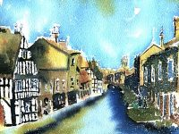"Last chance to see exhibition ""Dreams of Nantwich"" at town museum"