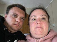 Heartbroken Nantwich couple slam vandals after son's grave damaged
