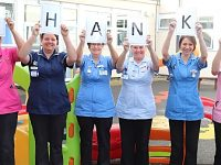 Mid Cheshire Hospitals Little Ones Appeal reaches halfway