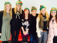 """Send us your Elfie"" campaign raises £120 for Leighton Hospital scanner"
