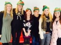 """Send us your Elfie"" campaign raises £120 for Leighton Hospital scanner"
