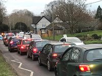 Road closure in Wistaston forces drivers to detour through businesses