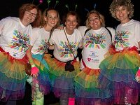 Nantwich-Crewe Midnight Walk helps raise more than £100,000 for St Luke's Hospice
