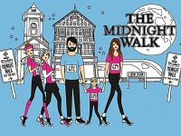 "Revamped St Luke's Hospice ""Midnight Walk"" to include men"