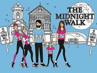 "Revamped St Luke's Hospice ""Midnight Walk"" to include men"