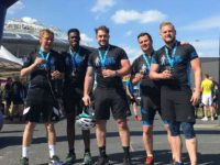 Cheshire businessman raises Prostate Cancer funds on London-Amsterdam bike ride