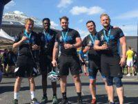 Cheshire businessman raises Prostate Cancer funds on London-Amsterdam bike ride