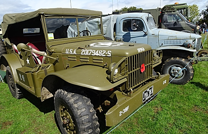 Yesteryear Military vehicle display (1)