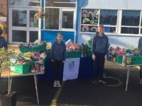 Big-hearted Nantwich pupils raise funds for Foodbank and Georgy's Fight