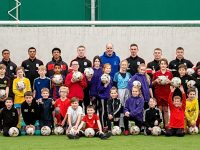 Nantwich pupils gain tips from Crewe Alexandra apprentices