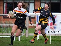 Crewe and Nantwich RUFC Ladies win league with 82-7 victory over Kendal