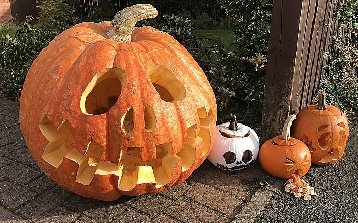 Millrace Drive - Halloween