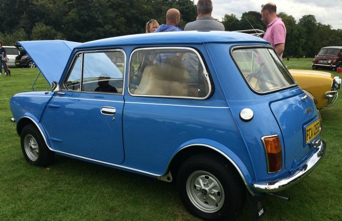 Mini Clubman S, John Porter, classic car final