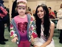 New Miss Cheshire Natasha Hemmings promotes charity work