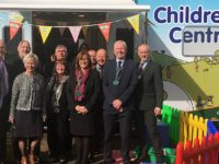 Nantwich councillors welcome Mobile Children's Centre for rural areas