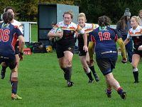 Crewe and Nantwich Ladies demolish Leigh 57-17 to move top