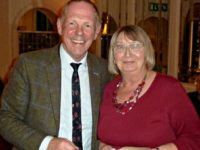 Nantwich Museum volunteer honoured with Dutton Prize