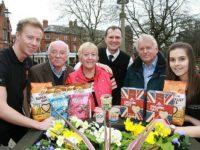 Mornflake celebrates 10th year as Nantwich Food Festival sponsor