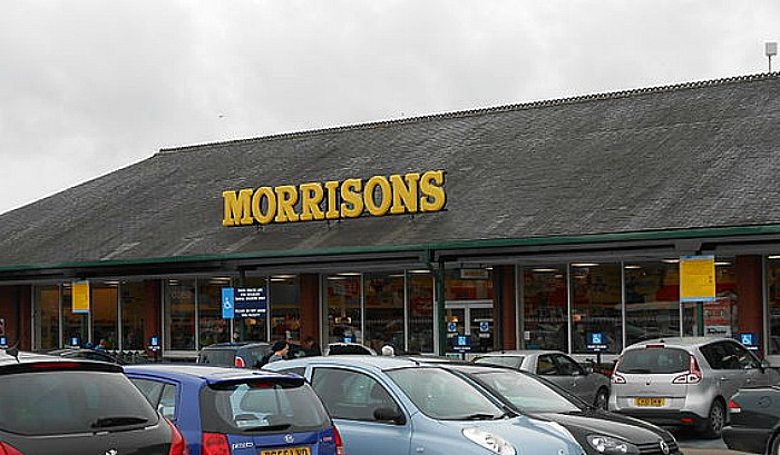 Morrisons Nantwich, pic by Rept0n1x under creative commons licence