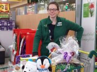 Morrisons Nantwich donates toys to Cheshire Without Abuse