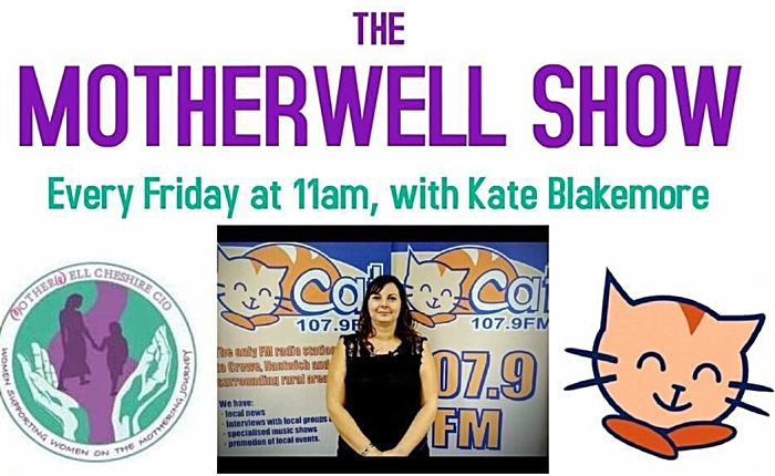 Motherwell founder runs show on The cat radio