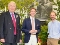 Mornflake and Cholmondeley Castle win Chelsea Flower Show medal