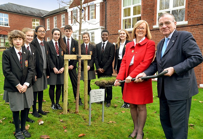 headteacher tributes - for Roisin Maguire St Joseph's College