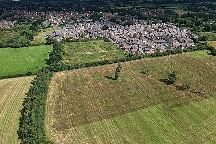 Land where Muller development will be