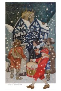 Museum Christmas Card 2016