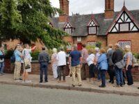 Nantwich Museum restarts popular Walking Tours around town