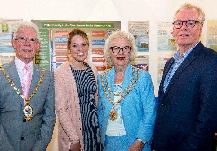 Museum exhibition opened by Mayor Butterill and MP Laura Smith