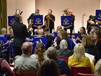 Wistaston Memorial Hall stages musical extravaganza