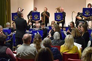 Wistaston Memorial Hall stages musical extravaganza