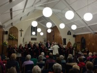 Wistaston Singers play Shavington fund-raising concert
