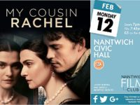 Nantwich Film Club to screen My Cousin Rachel