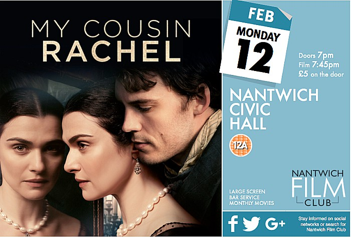 My Cousin Rachel, film club