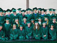 40 Crewe and Nantwich pupils enjoy Reaseheath graduation
