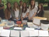Young volunteers raise money for Nantwich children with autism