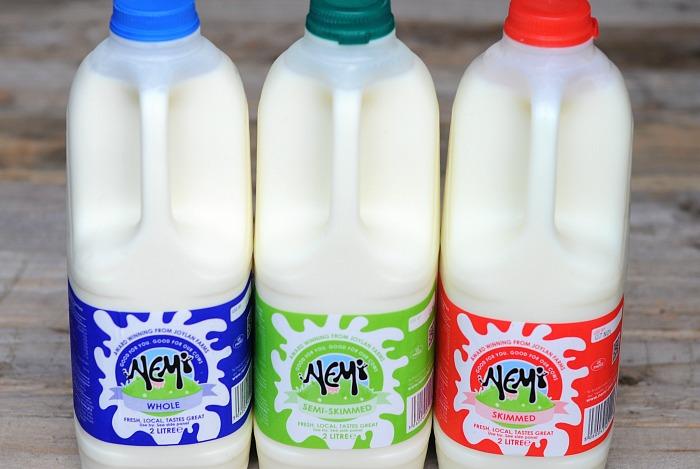 Nemi Dairy Milk