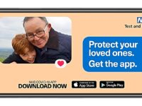Residents urged to use NHS test and trace Covid app