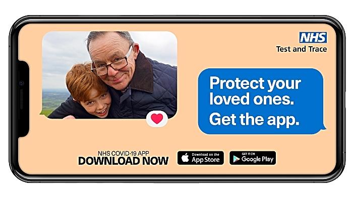 NHS Covid app