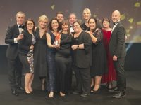 NHS South Cheshire CCG scoops national award